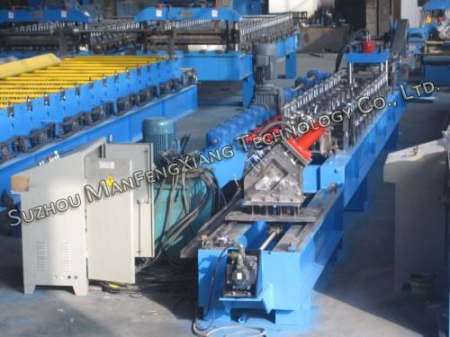 Guard Track Rail (Roll) Forming Machine Line