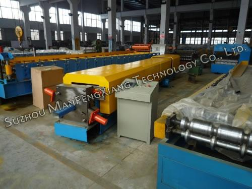 Downspout Pipe (Tube) Roll Forming Machine