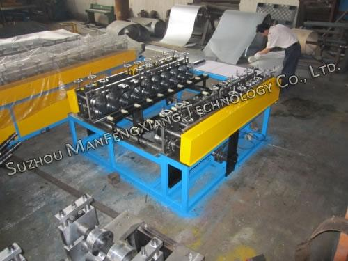 Metal Roof Sheet Roll Forming Machine (Hemming Machine)