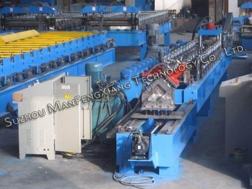 Keel Steel Roll Forming Machine