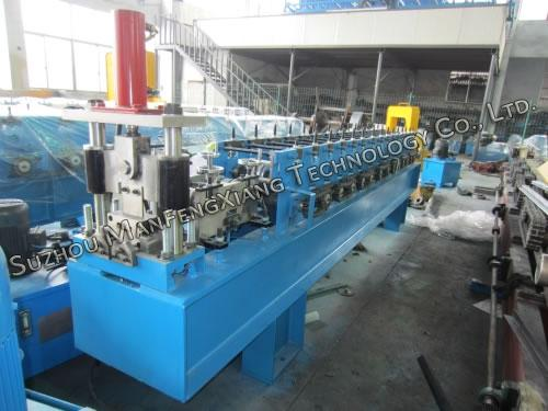 Garage Door Automatic Cold Roll Forming Machine
