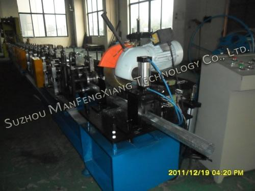 Octagonal Steel Tube (Pipe) Roll Forming Machine