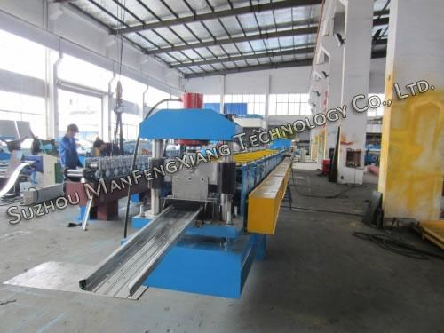 Pedal Plate Roll Forming Machine