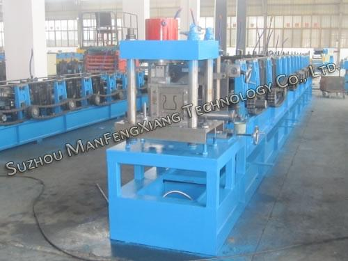 Storage Uprights Rack Roll Forming Machine