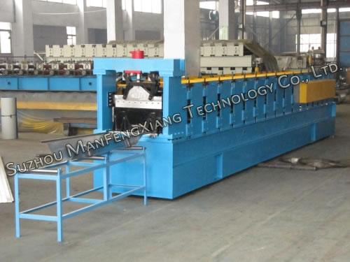 No-Girder Curve Roll Forming Machine