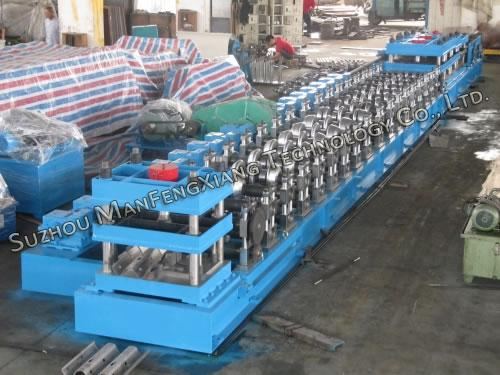 Highway Barrier Roll Forming Machine